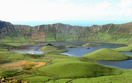 Azores is one of the two regions in the World with 4 UNESCO Classifications